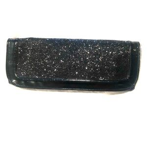 The Limited Black Sparkly Clutch